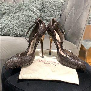 Salvatore Ferragama heels
